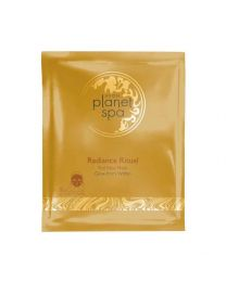 PLANET SPA RADIANCE RITUAL FOIL FACE SHEET MASK (1 PIECE)
