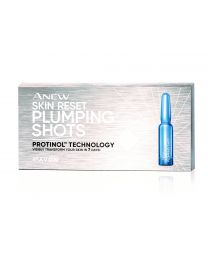 ANEW SKIN RESET PLUMPING SHOT (7 AMPOULES X 1,3ML EACH)