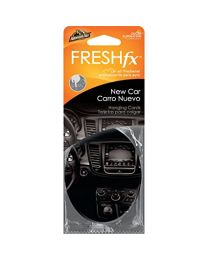 ARMORALL AIRFRESHENER CARD NEW CAR 1X3