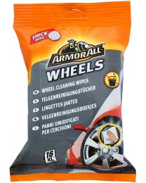 ARMORALL WHEEL CLEANING WIPES 16CT