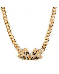 ELISE PANTHER NECKLACE