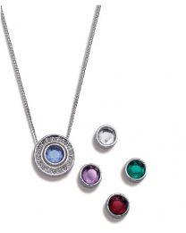 IVEY - BEAU NECKLACE SILVER