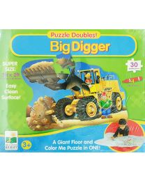 Puzzle Kit - Big Digger  - Learning Journey